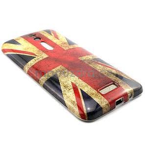 Gelový obal Asus Zenfone 2 ZE551ML - UK vlajka - 4