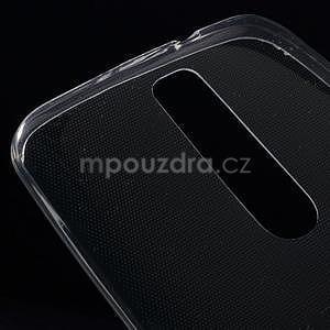 Ultratenký slim obal na Asus Zenfone 2 ZE551ML - transparentní - 4