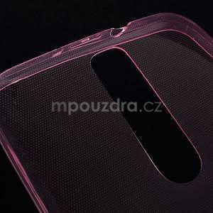 Ultratenký slim obal na Asus Zenfone 2 ZE551ML - rose - 4