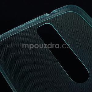 Ultratenký slim obal na Asus Zenfone 2 ZE551ML - světle modrý - 4