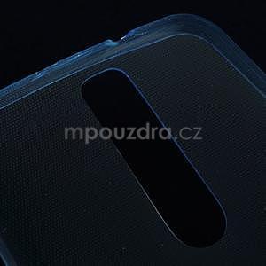 Ultratenký slim obal na Asus Zenfone 2 ZE551ML - tmavě modrý - 4