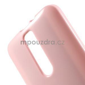 Gelový obal na Asus Zenfone 2 ZE551ML - růžový - 4