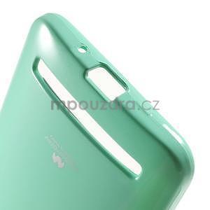Gelový obal na Asus Zenfone 2 ZE551ML - azurový - 4