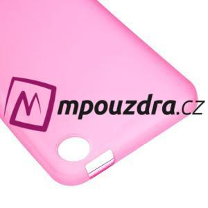 Matný gelový obal na mobil HTC Desire 530 a Desire 630 - rose - 4