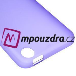 Matný gelový obal na mobil HTC Desire 530 a Desire 630 - fialový - 4