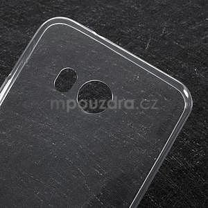 Ultratenký gélový obal na mobil HTC U11 - transparentný - 4