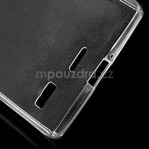 Gelový kryt na Lenovo Vibe X2 - transparentní - 4