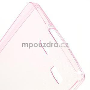Gelový kryt na Lenovo Vibe X2 - rose - 4