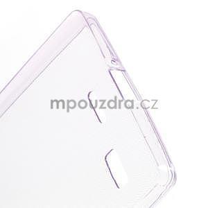Gelový kryt na Lenovo Vibe X2 - fialový - 4