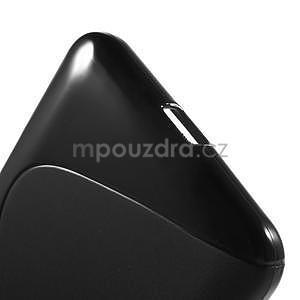 S-line gelový obal na Microsoft Lumia 640 XL - černý - 4