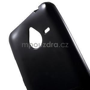 Černý gelový obal pro Microsoft Lumia 640 XL - 4