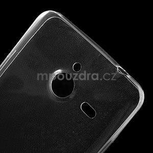 Ultra tenký slim obal na Microsoft Lumia 640 XL - transparentní - 4