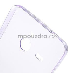 Ultra tenký slim obal na Microsoft Lumia 640 XL - fialový - 4