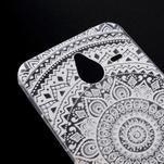 Transparentní gelový obal na Microsoft Lumia 640 XL - kaleidoskop - 4/5