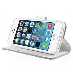 Cool Style pouzdro na iPhone 5 a iPhone 5s - stříbrné - 4