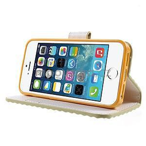 Cool Style pouzdro na iPhone 5 a iPhone 5s - champagne - 4