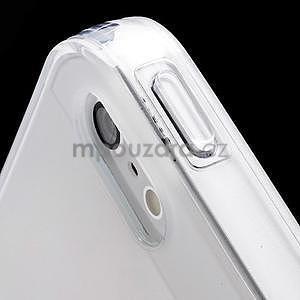 Transparentní gelový obal na iPhone 5/5s - 4