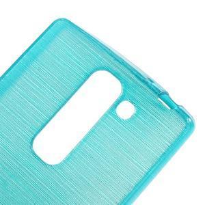 Brush gelový kryt na LG G4c H525N - modrý - 4