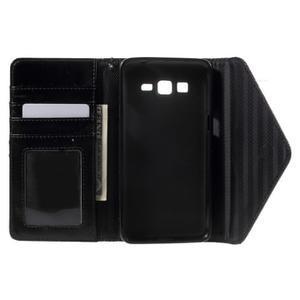 Writes elegantní pouzdro na Samsung Galaxy Grand Prime - černé - 4