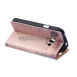 Peněženkové pouzdro na Samsung Galaxy Xcover 3 - kočička - 4
