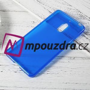 Matný gelový obal na mobil Nokia 6 - modrý - 4