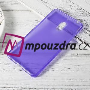 Matný gelový obal na mobil Nokia 6 - fialový - 4