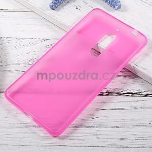 Matts gelový obal na mobil Nokia 5 - rose - 4