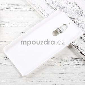 Pogumovaný plastový obal na mobil Nokia 5 - bílý - 4