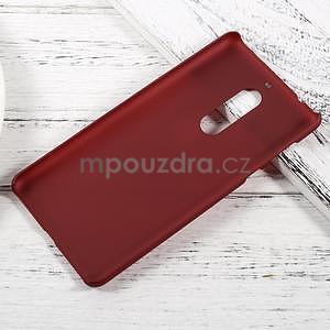 Pogumovaný plastový obal na mobil Nokia 5 - červený - 4