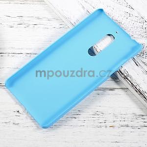 Pogumovaný plastový obal na mobil Nokia 5 - světlemodrý - 4