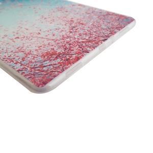 Ultrantenký obal na tablet Samsung Galaxy Tab A 9.7 - květoucí švestka - 4