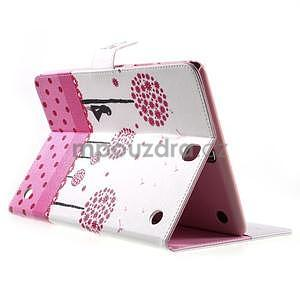 Ochranné pouzdro na Samsung Galaxy Tab A 9.7 - dívka a pampelišky - 4