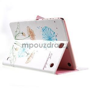 Ochranné pouzdro na Samsung Galaxy Tab A 9.7 - malovaná pampeliška - 4
