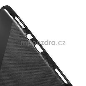 X-line gelový obal na tablet Samsung Galaxy Tab A 9.7 - černý - 4