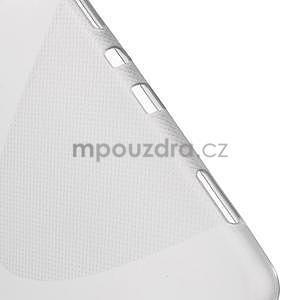 X-line gelový obal na tablet Samsung Galaxy Tab A 9.7 - šedý - 4
