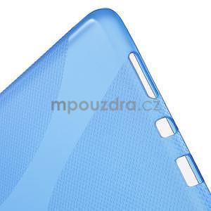 X-line gelový obal na tablet Samsung Galaxy Tab A 9.7 - modrý - 4