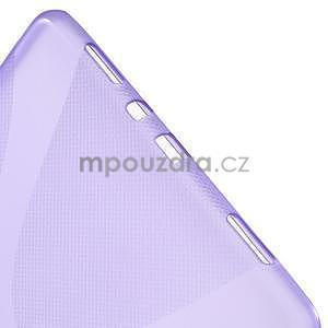 X-line gelový obal na tablet Samsung Galaxy Tab A 9.7 - fialový - 4