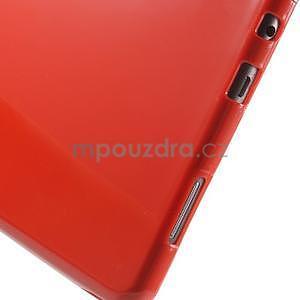 Classic gelový obal pro tablet Samsung Galaxy Tab A 9.7 - červený - 4