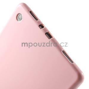 Classic gelový obal pro tablet Samsung Galaxy Tab A 9.7 - růžový - 4