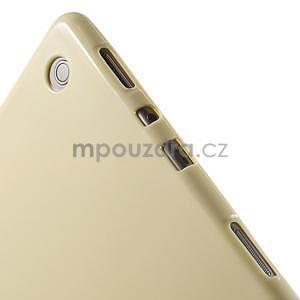 Classic gelový obal pro tablet Samsung Galaxy Tab A 9.7 - žlutý - 4