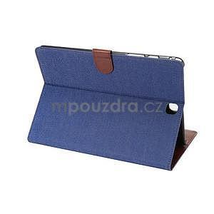 Jeans pouzdro na tablet Samsung Galaxy Tab A 9.7 - modré - 4