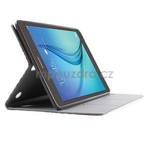Stines pouzdro pro Samsung Galaxy Tab A 9.7 - kytice - 4