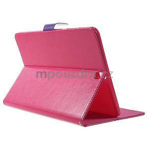 Flatense stylové pouzdro pro Samsung Galaxy Tab S2 9.7 - rose - 4