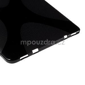 X-line gelový kryt na Samsung Galaxy Tab S2 9.7 - černý - 4