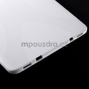 X-line gelový kryt na Samsung Galaxy Tab S2 9.7 - bílý - 4