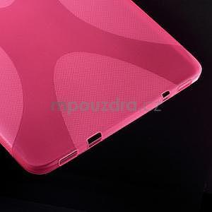 X-line gelový kryt na Samsung Galaxy Tab S2 9.7 - rose - 4