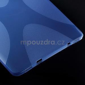 X-line gelový kryt na Samsung Galaxy Tab S2 9.7 - modrý - 4
