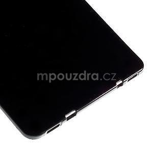 Glossy gelový obal na Samsung Galaxy Tab S2 9.7 - černý - 4