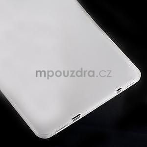 Glossy gelový obal na Samsung Galaxy Tab S2 9.7 - transparentní - 4