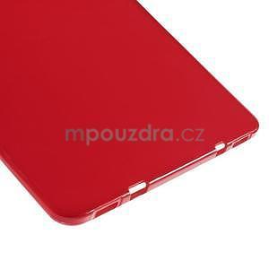 Glossy gelový obal na Samsung Galaxy Tab S2 9.7 - červený - 4